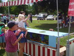 easy carnival games for young children