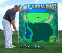 golf challenge chipping game